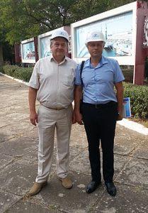 Заседание рабочей группы по проблемам противодействия иностранным техническим разведкам организаций оборонно-промышленного комплекса Крыма и Севастополя состоялось в г. Керчь.